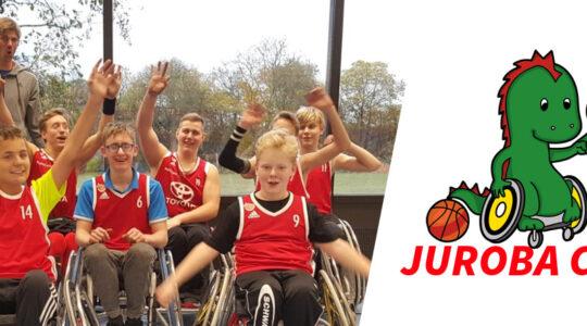 Rolli-Rookies holen zweiten Platz beim Juroba-Cup in Krefeld