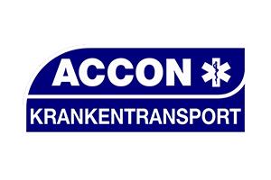 Logo ACCON Krankentransporte