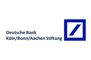 Logo Deutsche Bank Stiftung