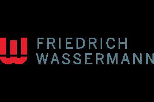 Logo Friedrich Wassermann
