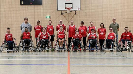 Erstes Vorbereitungsspiel der Köln 99ers Landesligamannschaft
